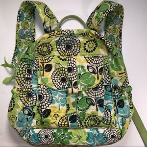 Vera Bradley Limes Up small backpack